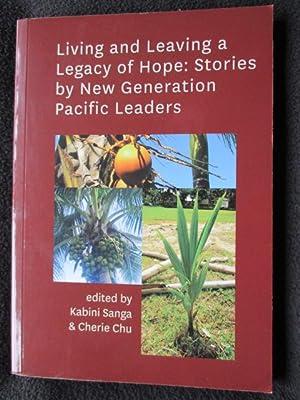 Living and leaving a legacy of hope: Sanga, Kabini &
