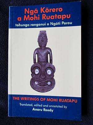 Nga korero a Mohi Ruatapu = The: Ruatapu, Mohi