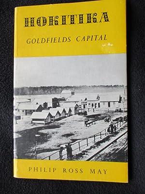 Hokitika : goldfields capital: May, Philip Ross