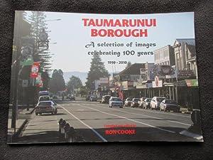 Taumarunui borough : a selection of images: Cooke, Ron, compiler