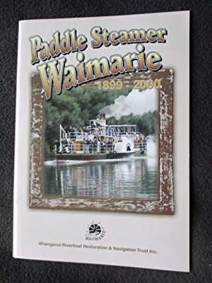 Paddle Steamer Waimarie 1899 - 2000: Lawson, Geoffrey and