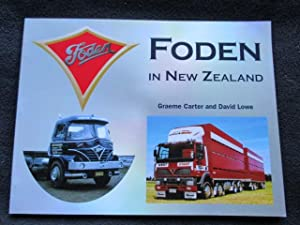 Foden In New Zealand: Carter, Graeme &