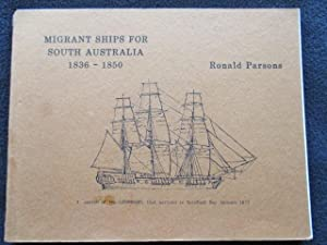 Parsons, Ronald: Migrant Ships for