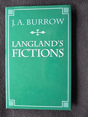 Langland's Fictions