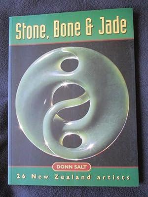 Stone, bone & jade [ Cover subtitle: Salt, Donn