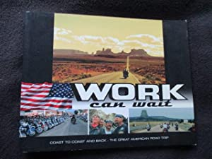 Work can wait : recollections and memorabilia: Perkins, Wayne and