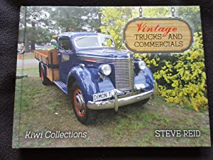Vintage trucks and commercials : Kiwi collection