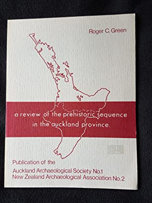 A review of the prehistoric sequence of the Auckland province [ 2nd ed. edited by B.F. Leach ]