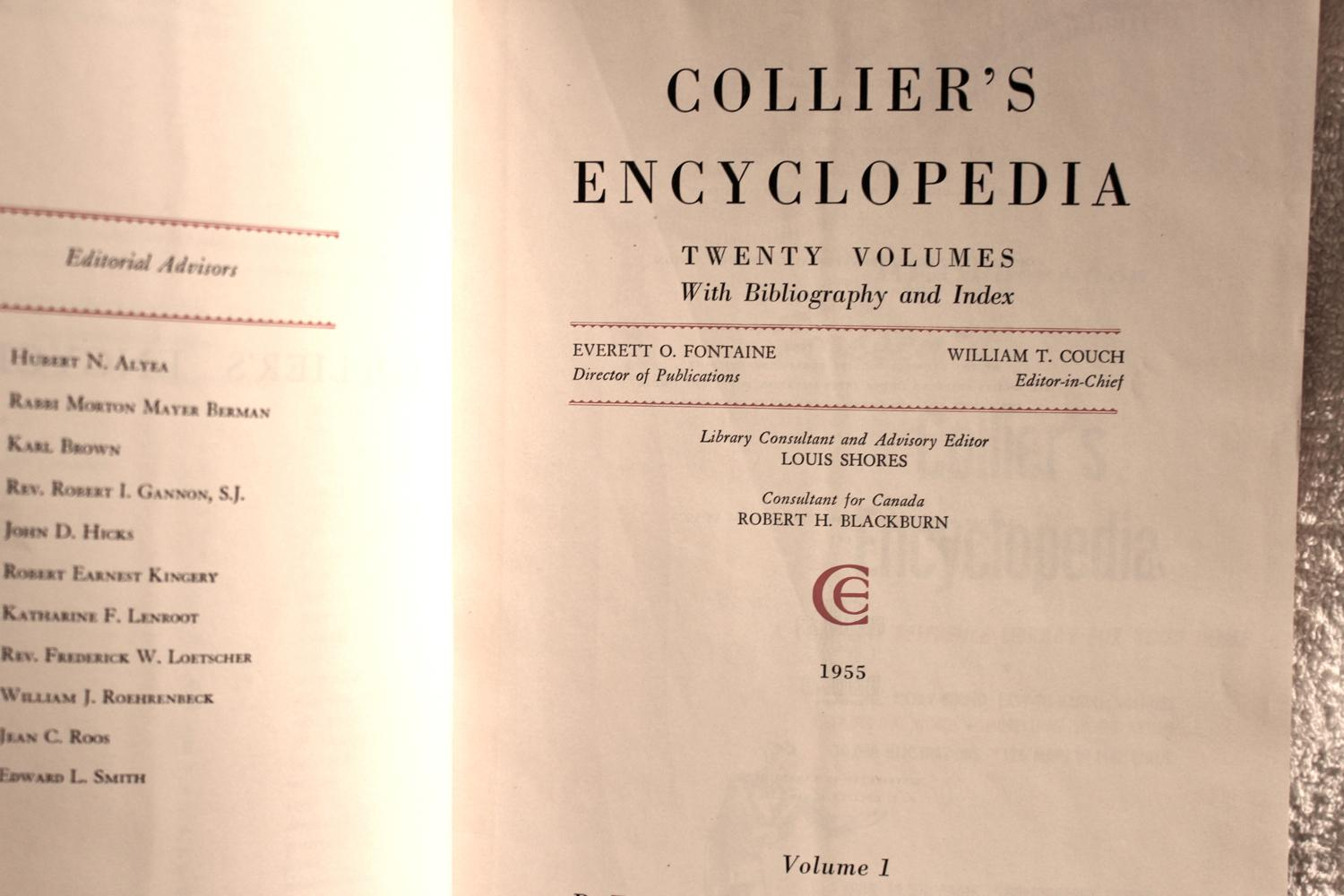 bibliography of encyclopedia Browse the encyclopedia of law and economics online in findlaw's database.