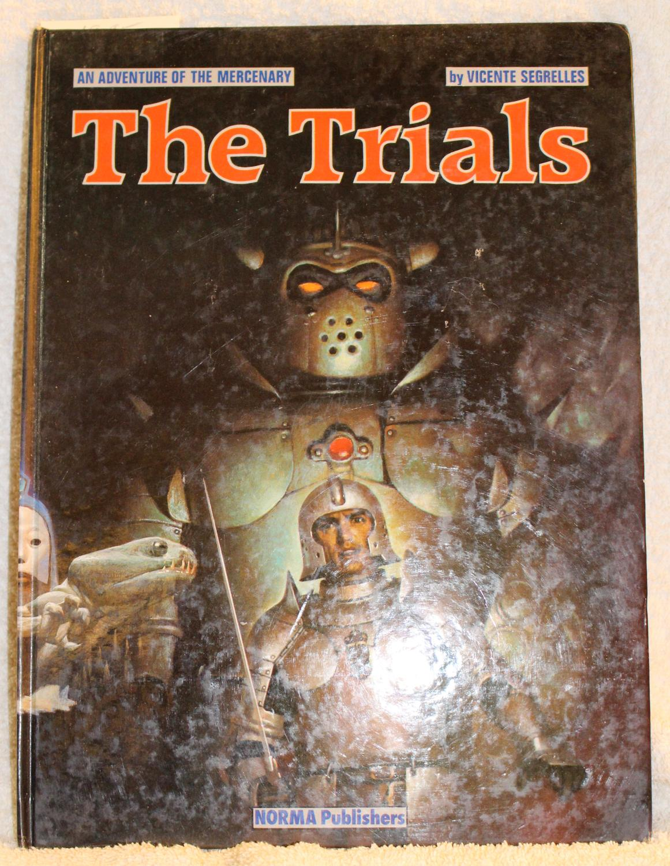 An Adventure of the Mercenary THE TRIALS - Segrelles, Vincente