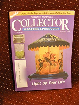 ANTIQUE TRADER'S COLLECTOR MAGAZINE AND PRICE GUIDE [September 1999]
