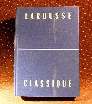 Larousse Classique Dictionnaire Encyclopedique