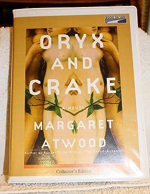 ORYX AND CRAKE: Atwood, Margaret