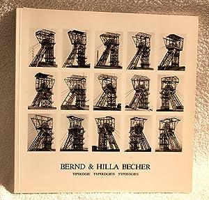 Bernd & Hilla Becher : Tipologie, Typologien,: Bernd Becher; Hilla