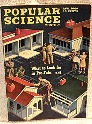POPULAR SCIENCE MONTHLY AUGUST 1946 VOL. 149: Githens, Perry [Editor]