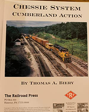 Chessie System Cumberland Action: Biery, Thomas A