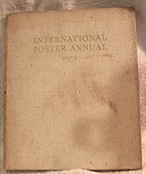 International Poster Annual '52: Allner, W.H. [Editor]