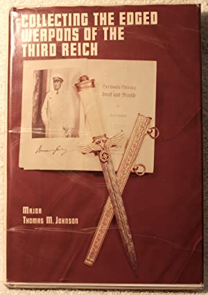 001: Collecting the Edged Weapons of the Third Reich