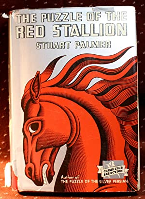THE PUZZLE OFTHE RED STALLION