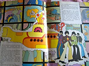 THE YELLOW SUBMARINE GIFT BOOK