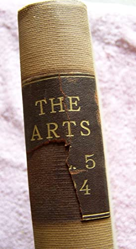 THE ARTS Vol. V, Nos. 1-6 [1924]: Watson, Forbes [Editor]