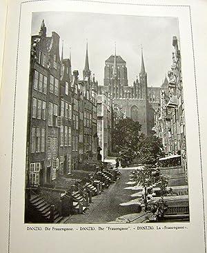 Deutsche Baukunst Des Mittelalters Und Der Renaissance, Old German Architecture