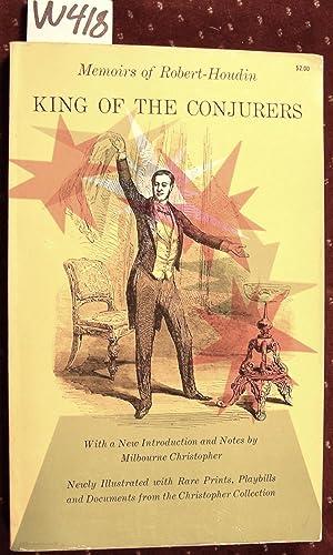 Memoirs of Robert-Houdin: Robert-Houdin