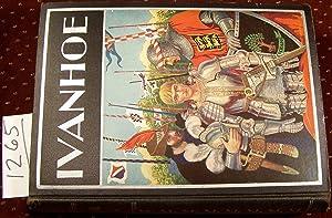 The Windermere Series IVANHOE A Romance: Scott, Sir Walter