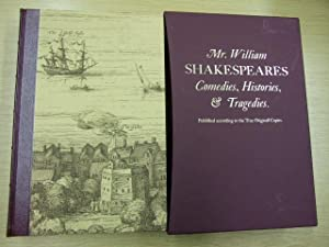 THE FIRST FOLIO OF SHAKESPEARE The Norton: Blayney, Peter W.