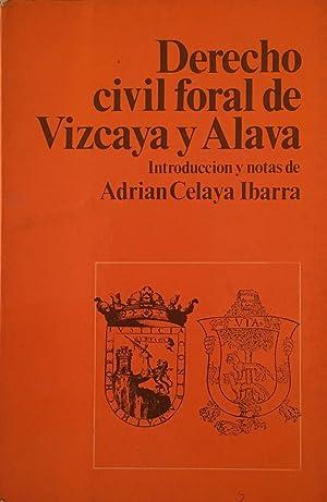 introduccia n al derecho civil de vizcaya y alava
