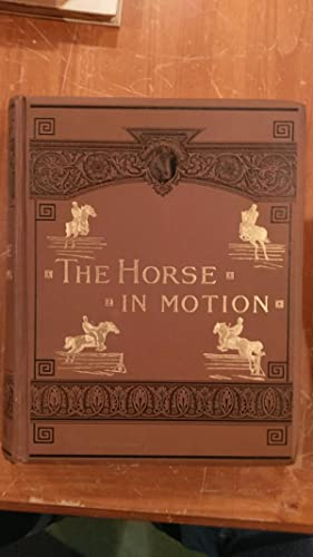 The Horse In Motion As Shown By Instantaneous Photography: Stillman J. D. B.