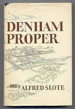 Denham Proper: Slote, Alfred