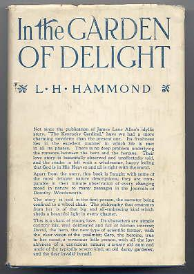 In the Garden of Delight: Hammond, L. H.