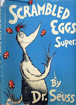 Scrambled Eggs Super!: Dr. Seuss
