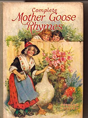 Complete Mother Goose or Complete Mother Goose: Matthews, H.B.; Buzz