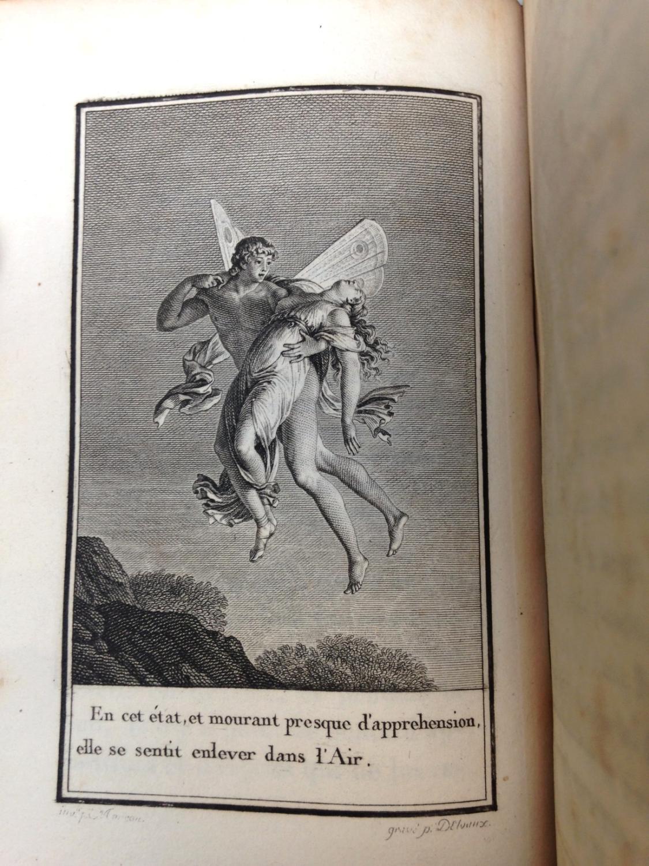 Les Amours De Psyche Et De Cupidon Avec Le