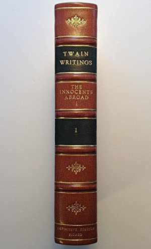 The Writings of Mark Twain: TWAIN, Mark