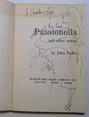 Passionella and Other Stories