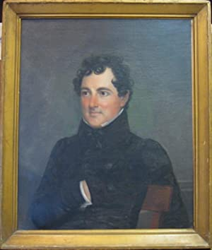 Portrait of Dr. Alexander Vache