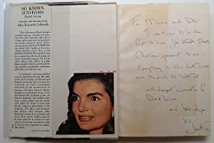 Inscribed Book: KENNEDY, Jacqueline