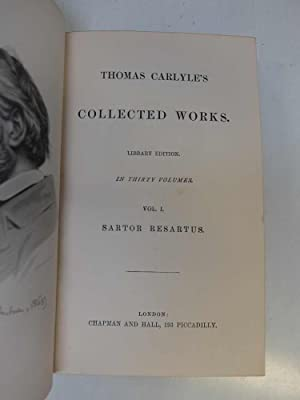 Collected Works: CARLYLE, Thomas