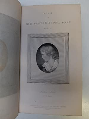 Memoirs of the Life of Sir Walter Scott: LOCKHART, J.G.