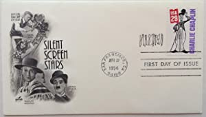 Signed First Day Cover: HIRSCHFELD, Al (1903