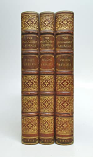 The Ingoldsby Legends; or, Myth and marvels: BARHAM, Richard). Ingoldsby,