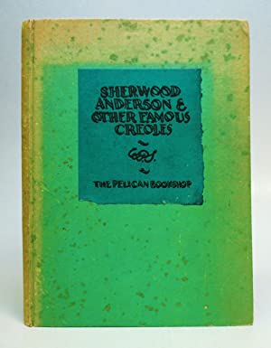 Sherwood Anderson & Other Famous Creoles: A: FAULKNER, William