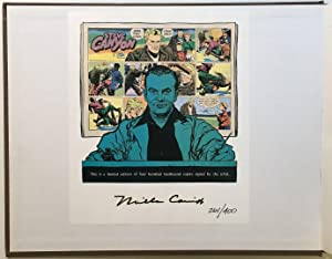 Milton Caniff's America: Reflections of a Drawingboard Patriot