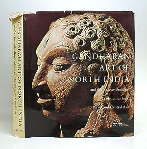 Gandharan Art of North India and the: HALLADE, Madeleine