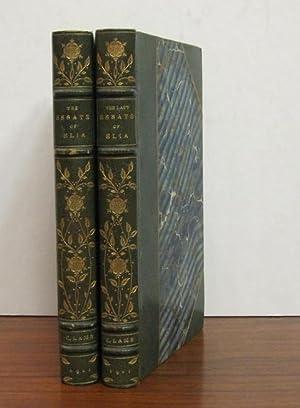 The Essays of Elia AND The Last Essays of Elia: LAMB, Charles