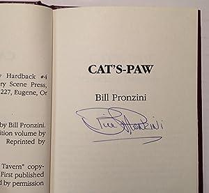 Cat's Paw & Incident in a Neighborhood Tavern: PRONZINI, Bill