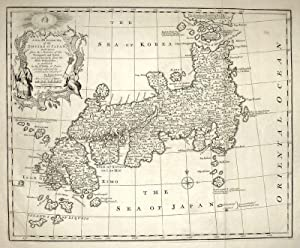A New and Accurate Map of the Empire of Japan